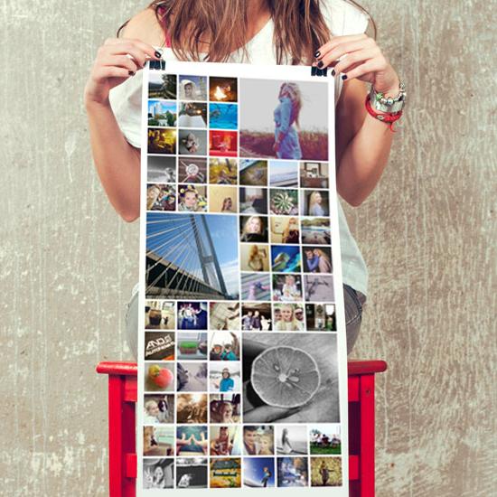 Фотопостер - печать фотографий на постере 60