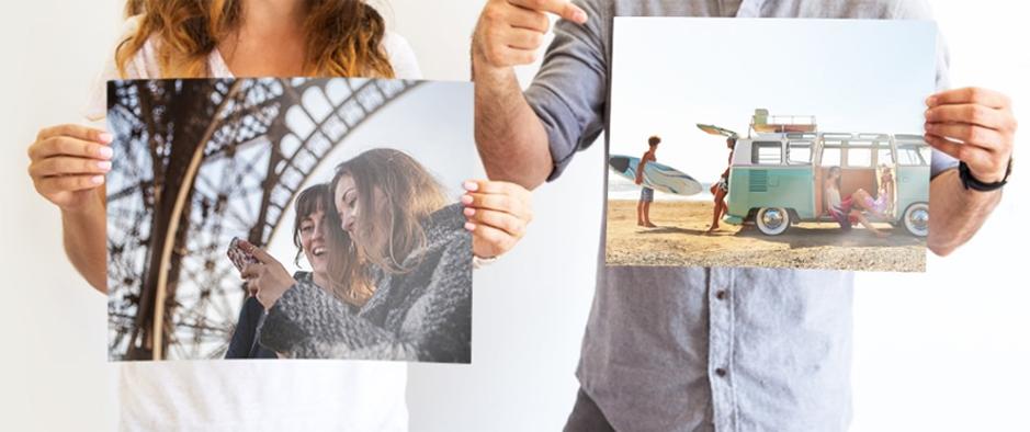 Любой формат постера может быть выполнен с одной фотографией (хорошего качества)