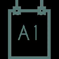 A1 фотопостер