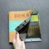 Фотожурнал - книга в мягком переплете, крепление на скобе, печать фотографий фотожурнал.