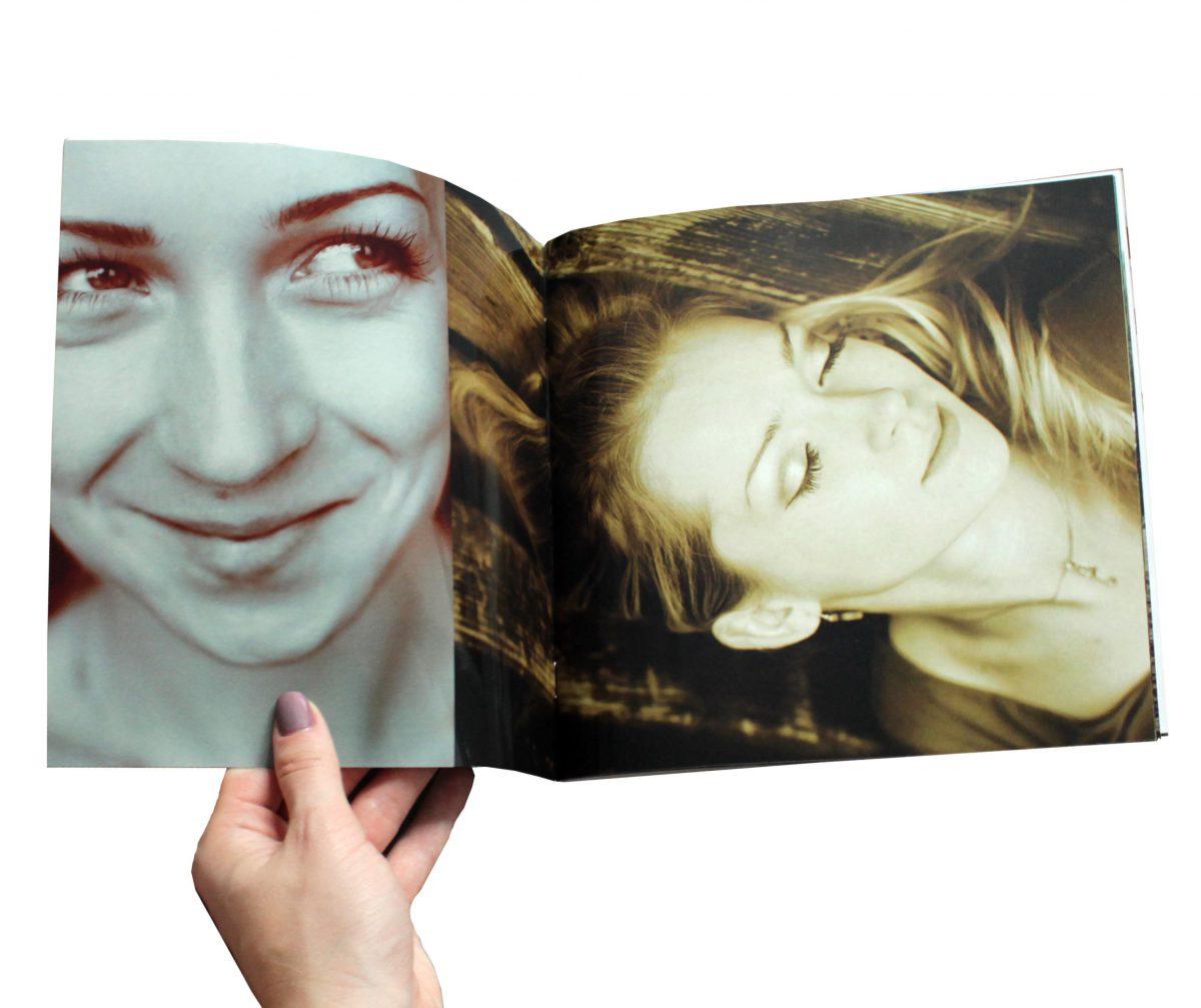 Фотожурнал - полная запечатка страниц - печать фотографий Букфоми