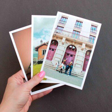 Полиграфическая печать фотографий