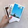 фотокарточки полароид - печать фото, полиграфическая печать