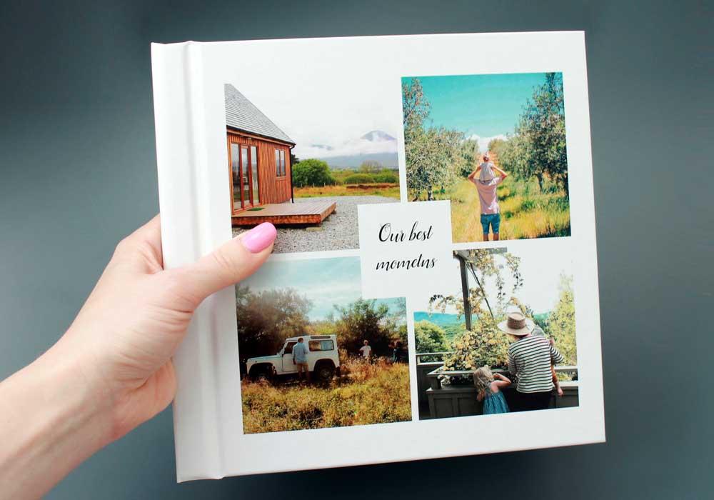 Инстабук Классик — печать фото в фотокниге инстабук. Инстабу Уккраина