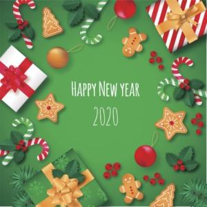 Новогодние обложки для фотокниги инстабук и фотобук