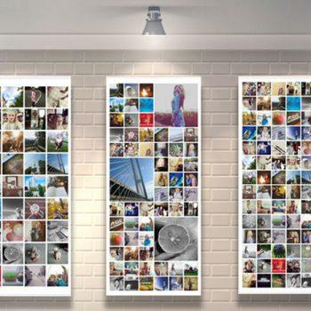 Фотопостер - печать фото на постере, инстапостер